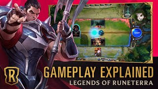 What Is Legends Of Runeterra? Explained   Intro Guide And Gameplay Trailer