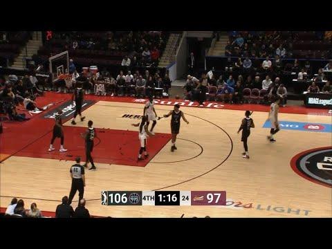 Ante Zizic Posts 22 points & 12 rebounds vs. Raptors 905