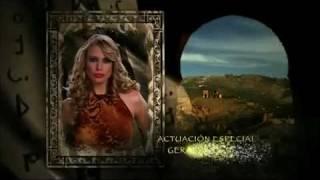 """El Clon - Telemundo - Mario Reyes """"El Velo del Amor"""" Sandra Echeverria"""