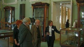 Горный университет посетили ведущие геофизики Европы, 17.10.2013