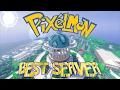 BEST MINECRAFT PIXELMON SERVER 2017 !!!