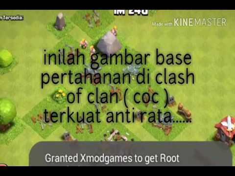 Base Coc Th 5 Anti Rata 8