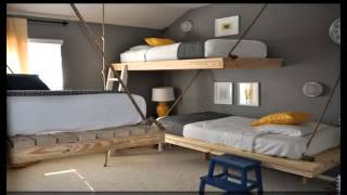 Modern Bunk Bed Design Ideas