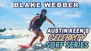 Blake Webber Wins Wakesurf World Championship on Celebrity Surf Series