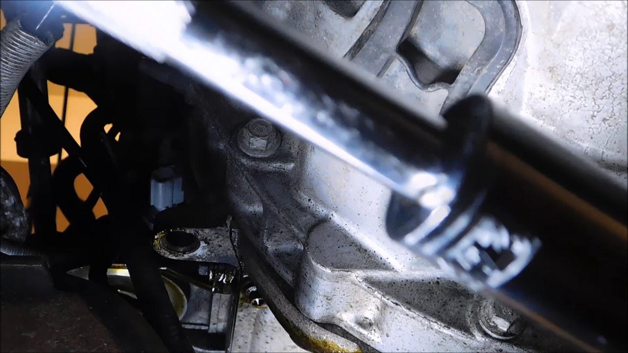 Ford Ranger Oil Pressure Switch on