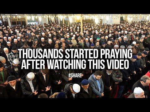 NEED MOTIVATION TO PRAY SALAH?