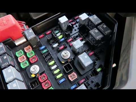 2014 Chevy Traverse Brake Light Problem - Quick Fix!!!