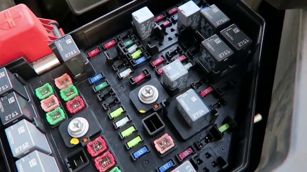 Chevy Traverse Brake Light Problem