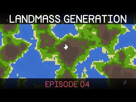 Procedural Landmass Generation (E04: Colours)