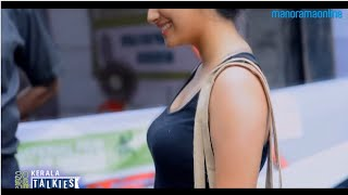 Keerthi Suresh Hot Boobs In Sleeveless Shirt
