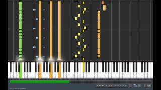 Synthesia - For Whom The Bell Tolls by Metallica