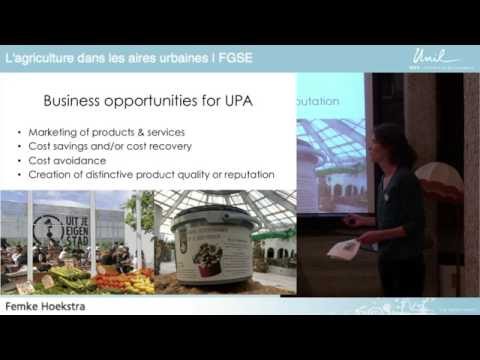 What's Next for Urban Agriculture ?