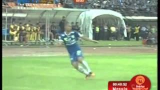 Persib Bandung Vs Arema 3-2 All Goals FULL MATCH HIGHLIGHT - 13 April 2014