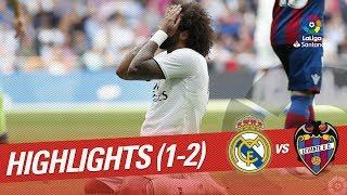 Download Video Resumen de Real Madrid vs Levante UD (1-2) MP3 3GP MP4