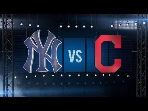 7/7/16: Yankees bullpen shuts down the Indians in win