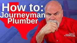 How to Become a Journeyman Plumber in Texas