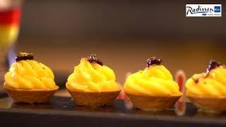 Dessert Buffet at Radisson Blu MBD Noida