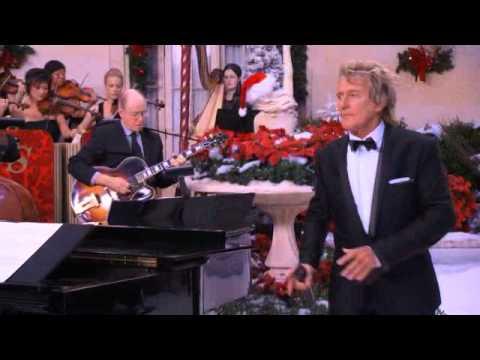 Rod Stewart - Merry Christmas, Baby (official TV Spot)