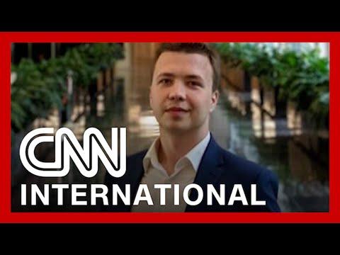 World leaders condemn arrest of Belarusian opposition activist