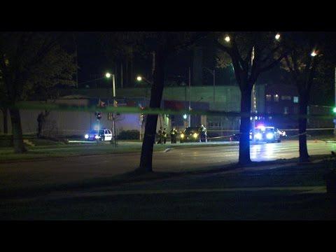 Man crossing street struck, killed by car on Milwaukee