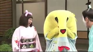 2014 10 28   ふなっしー & 志村けんのバカ殿