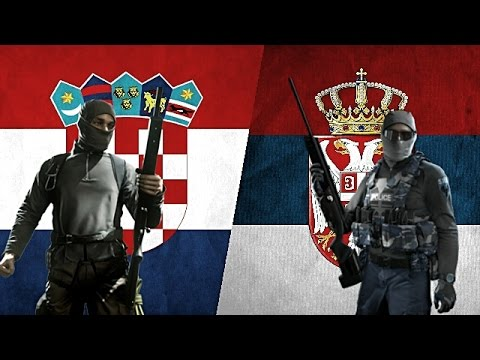 Croatia vs Serbia - Military Power Comparison 2017
