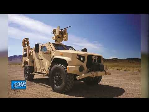 Oshkosh Corporation's Joint Light Tactical Vehicle wins 'Coolest Thing Made in Wisconsin'