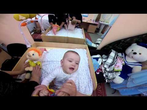 Гимнастика для малышей 9 месяцев