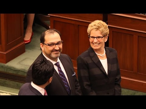 "Wynne government backs Ontario Energy Board decision to ""hide"" cost of carbon tax from ratepayers"