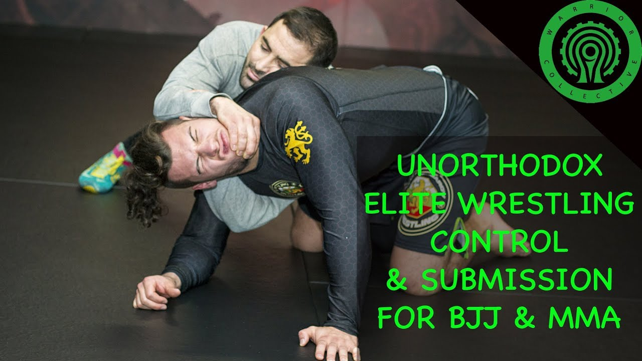 Dominating the Ground with Wrestling for BJJ & MMA with Lyubo Kumbarov