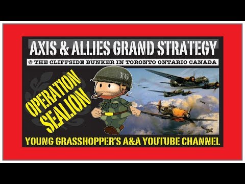 Operation Sealion - G40 Grand Strategy