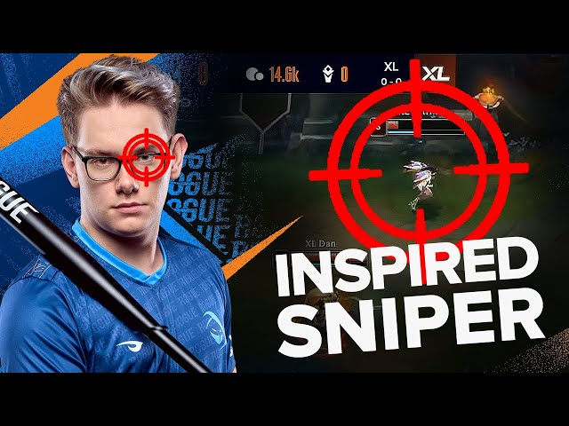 Inspired the Sniper   Rogue Voicecomms LEC Summer 2021 Week 1