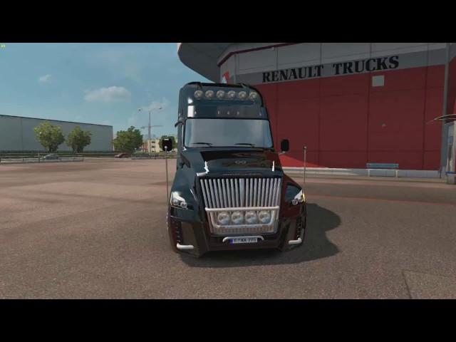 Euro Truck Simulator 2 Pacote De Mods