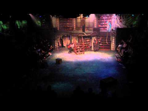 Into the Woods - Stage Automation