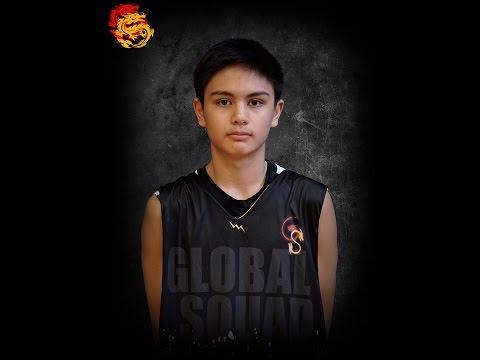 Miguel Pangilinan | 6'0 - G/F | Global Squad 2016
