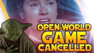 EA Cancels Open-World Star Wars Game (Allegedly)