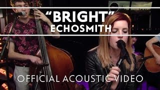 """Bright"" by Echosmith from the album, Talking Dreams, out now. The track was recorded live in New York City in fall of 2013 at the Livestream studio. Watch the ..."