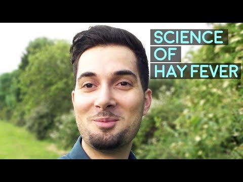 The Science Of Hay Fever  Why Do We Get Hay Fever?  What Is Histamine?  Abraham The Pharmacist