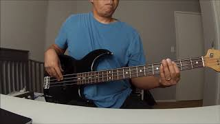 """Head Above Water"" (Avril Lavigne) Bass Cover Video"