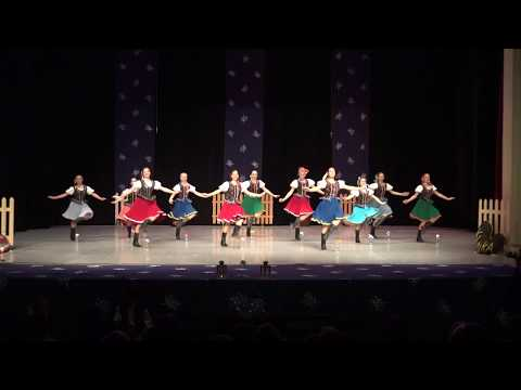 Vianočné vystúpenie 2017 - Fľaškový (Autor videa: Petra Mitašíková PhD.)