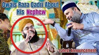 Download Video Public Announcement By Owais Qadri - About His Nephew - 2018 | In New Mehfil e Naat Karachi 2018 MP3 3GP MP4