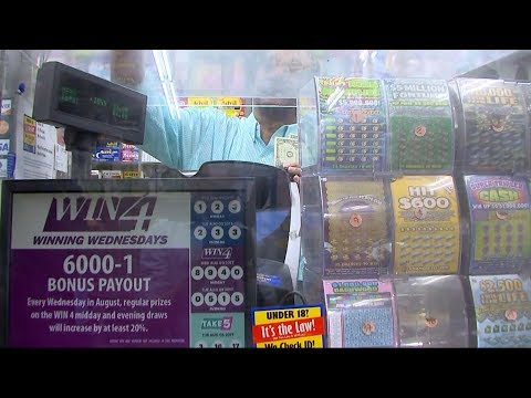 Twin lottery jackpots worth more than $300M each