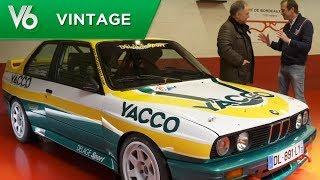 La BMW M3 d'Hugues Delage - Les essais vintage de V6