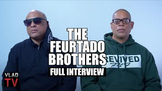 Feurtado Brothers on Becoming the Biggest Drug Dealers in Queens (Full Interview) (Part 1)