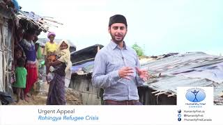 Rohingya Refugee Crisis - Annual Fundraising Dinner Promo 2