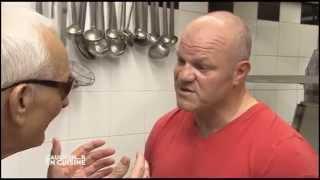 Cauchemar En Cuisine M6 Juan Les Pins  04/04/2015