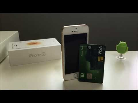 Setting Up IPhone SE And Apple Pay