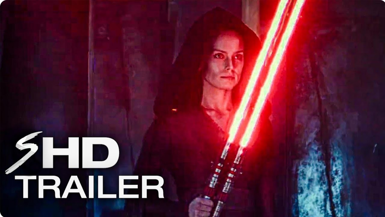 Star Wars: The Rise Of Skywalker OFFICIAL Extended Trailer #2 (2019) Daisy Ridley, Mark Hamill