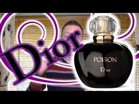 "Christian Dior ""POISON EDT"" Fragrance Review"