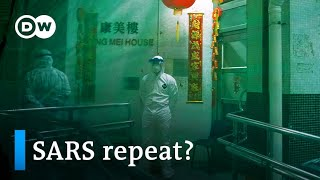 Hong Kongers fear coronavirus could spread through pipes | DW News